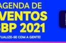 SBP emite comunicado sobre adiamento dos eventos presenciais em 2021