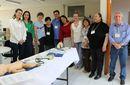 Médicos e profissionais da enfermagem participam de curso da Sociedade Paulista de Pediatria